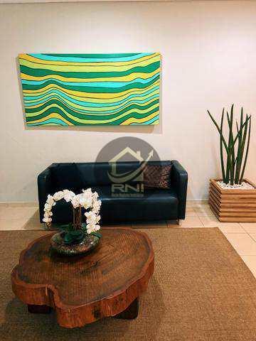 Apartamento com 2 dormitórios à venda, 79 m² por R$ 510.000,00 - Marapé - Santos/SP
