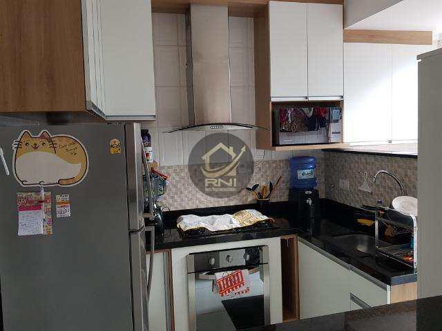 Apartamento com 2 dormitórios à venda, 78 m² por R$ 325.000 - Macuco - Santos/SP