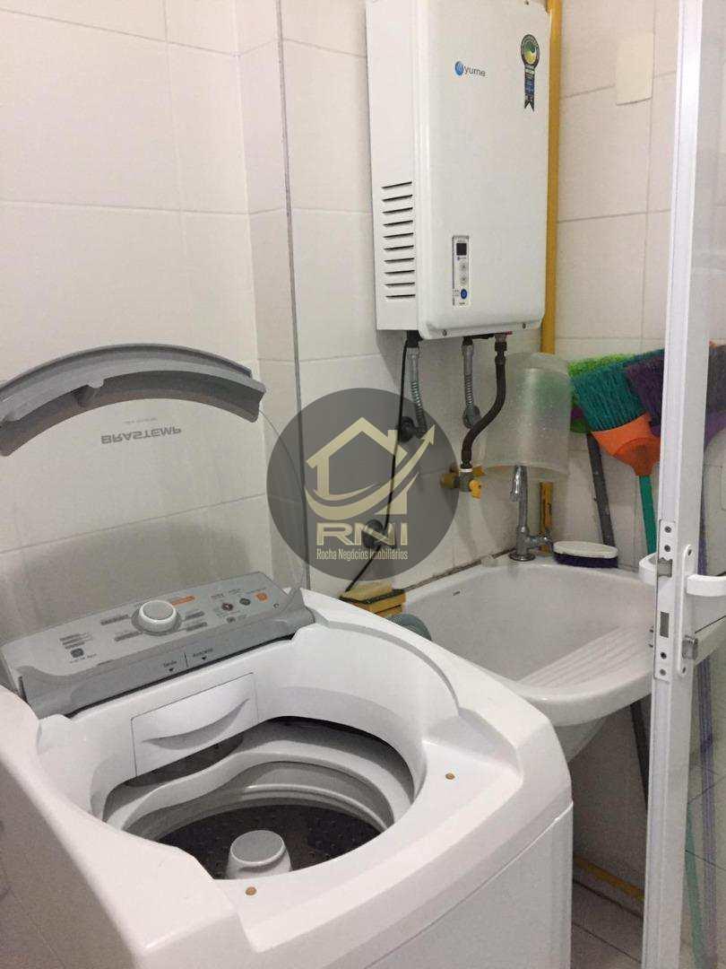 Apartamento com 2 dormitórios à venda, 101 m² por R$ 852.000 - José Menino - Santos/SP