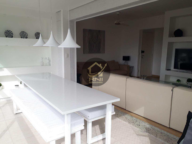 Apartamento com 3 dormitórios à venda, 111 m² por R$ 750.000 - Ponta da Praia - Santos/SP