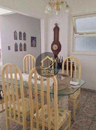 Apartamento com 2 dormitórios à venda, 93 m² por R$ 352.000 - Boqueirão - Santos/SP