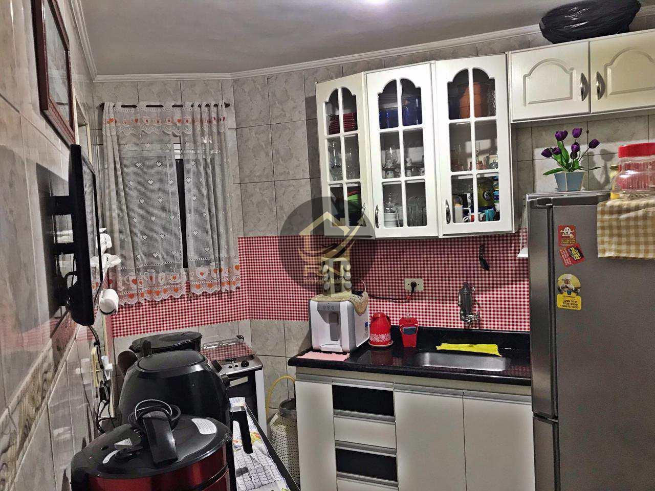 Apartamento com 2 dormitórios à venda, 88 m² por R$ 218.085 - Saboó - Santos/SP