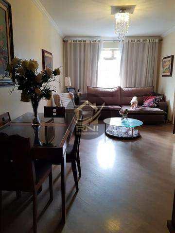 Apartamento com 3 dormitórios à venda, 103 m² por R$ 498.200 - Marapé - Santos/SP