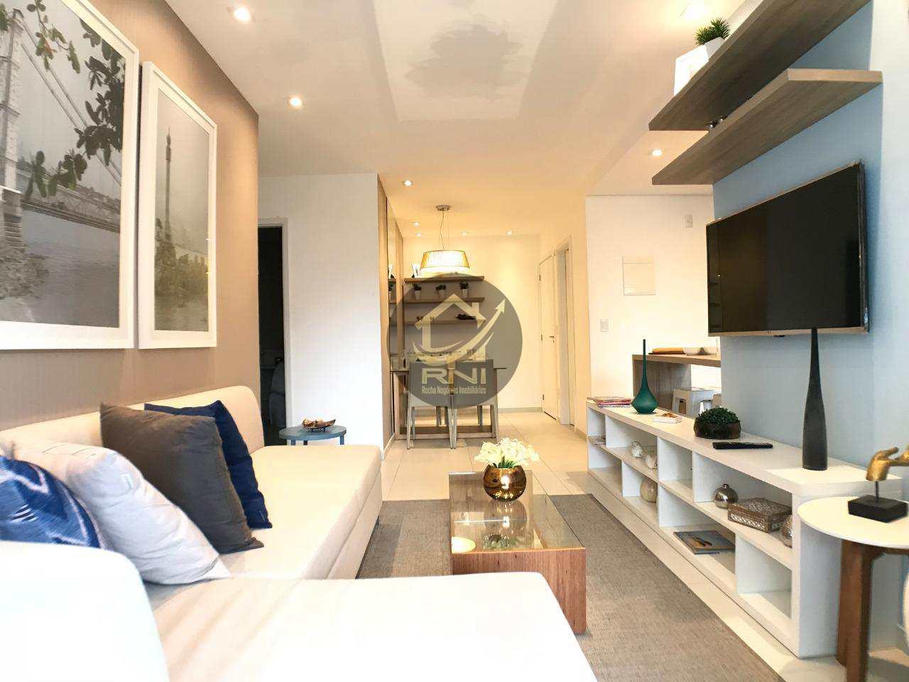 Apartamento Garden com 2 dormitórios à venda, 73 m² por R$ 318.000,00 - Vila Valença - São Vicente/SP