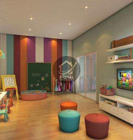 Apartamento com 2 dormitórios à venda, 79 m² por R$ 664.615,00 - Gonzaga - Santos/SP
