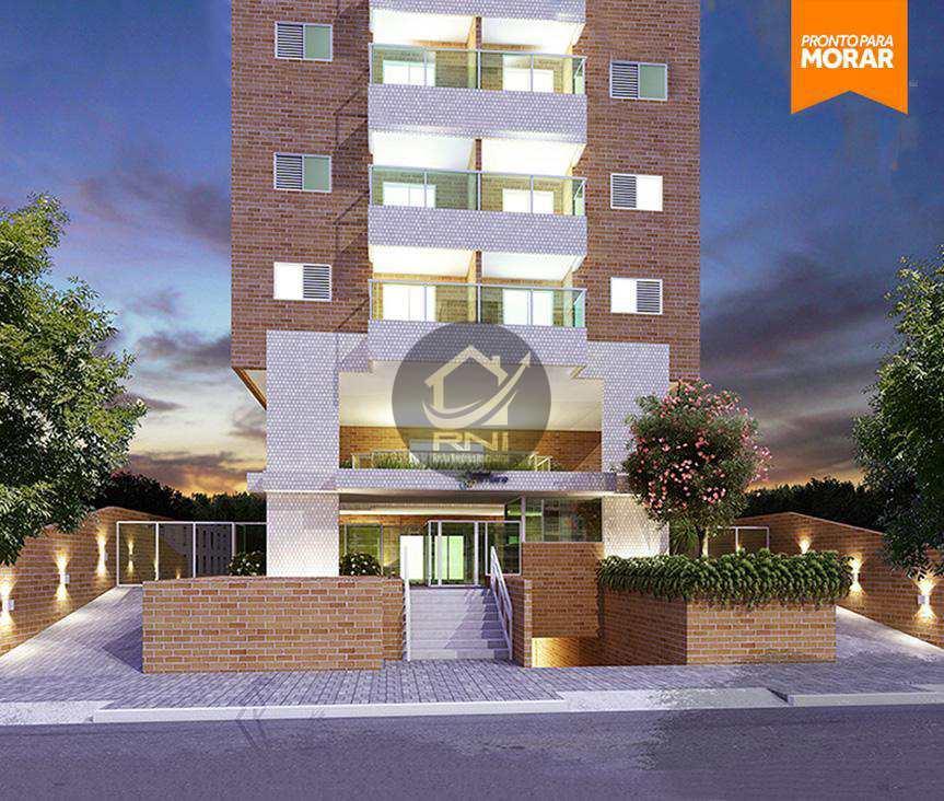 Apartamento com 2 dormitórios à venda, 63 m² por R$ 494.982,00 - Macuco - Santos/SP
