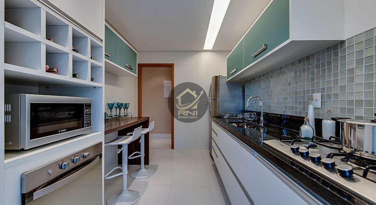 Apartamento com 3 dormitórios à venda, 106 m² por R$ 830.341,00 - Ponta da Praia - Santos/SP