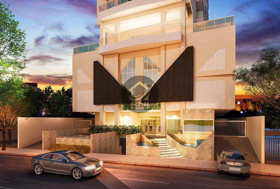 Apartamento com 3 dormitórios à venda, 106 m² por R$ 885.377,00 - Ponta da Praia - Santos/SP
