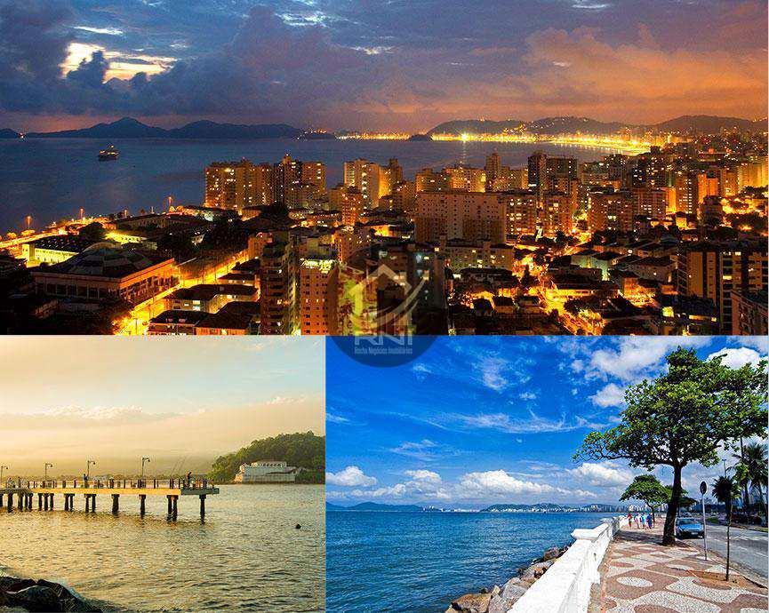 Apartamento com 3 dormitórios à venda, 106 m² por R$ 894.112,00 - Ponta da Praia - Santos/SP