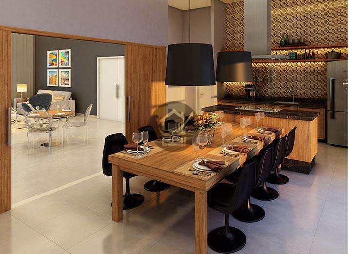 Apartamento com 3 dormitórios à venda, 106 m² por R$ 944.842,00 - Ponta da Praia - Santos/SP