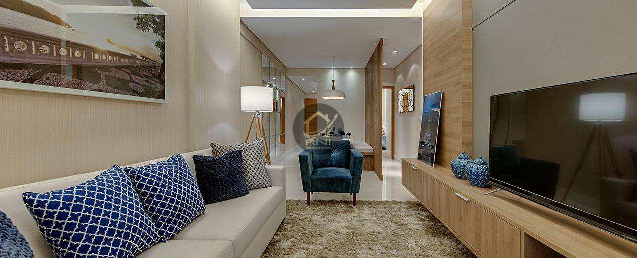 Cobertura com 4 dormitórios à venda, 248 m² por R$ 2.541.564,00 - Ponta da Praia - Santos/SP