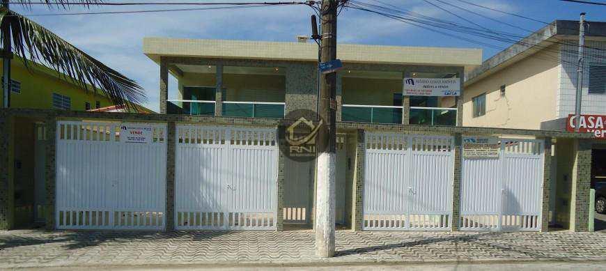 Casa com 3 dormitórios à venda, 140 m² por R$ 594.000 - Vila Voturua - São Vicente/SP