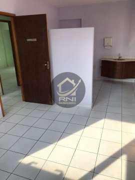 Conjunto para alugar, 66 m² por R$ 2.500,00/mês - Gonzaga - Santos/SP