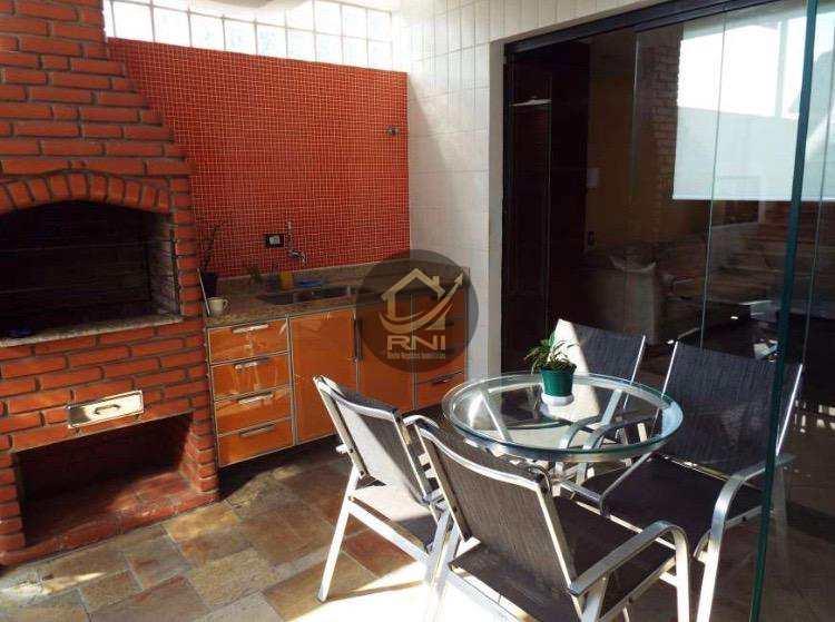 Cobertura com 4 dormitórios à venda, 290 m² por R$ 1.325.000,00 - Boqueirão - Santos/SP