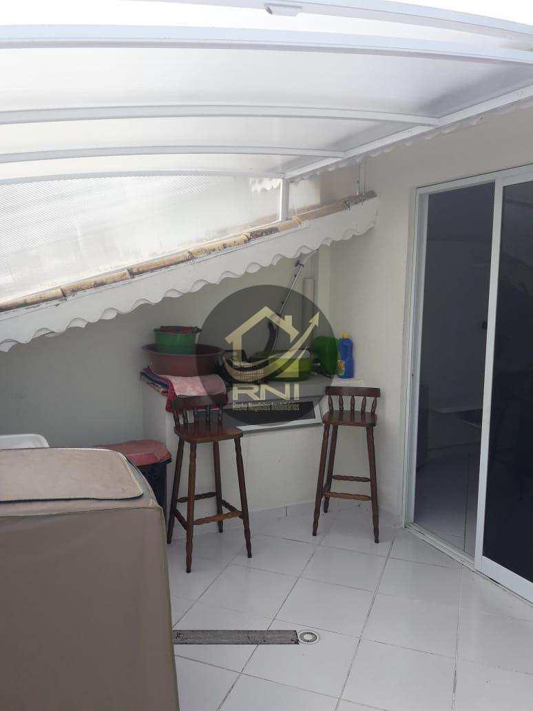 Casa com 4 dormitórios à venda, 136 m² por R$ 650 - Canto do Forte - Praia Grande/SP