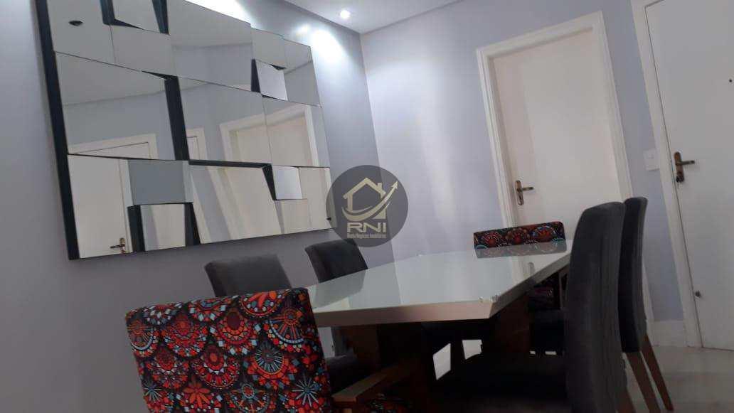 Apartamento à venda, 91 m² por R$ 455.800,01 - Tupi - Praia Grande/SP