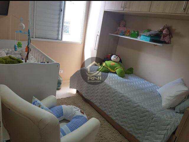 Apartamento à venda, 53 m² por R$ 249.000,00 - Morro de Nova Cintra - Santos/SP