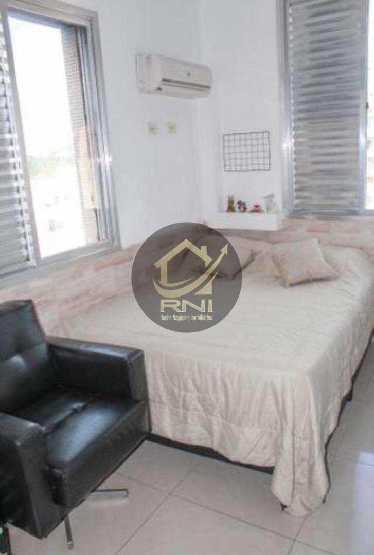 Apartamento com 2 dormitórios à venda, 60 m² por R$ 260.000 - São Vicente/SP