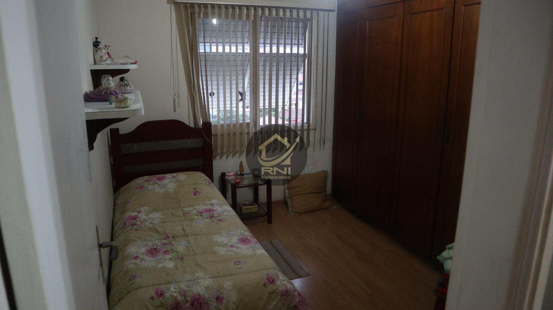 Apartamento com 3 dormitórios à venda, 104 m² - Campo Grande - Santos/SP