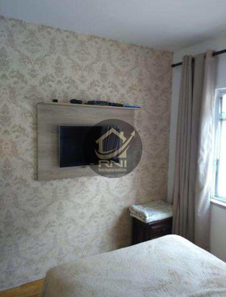 Apartamento com 1 dormitório à venda, 34 m² por R$ 200.000,00 - Boqueirão - Santos/SP