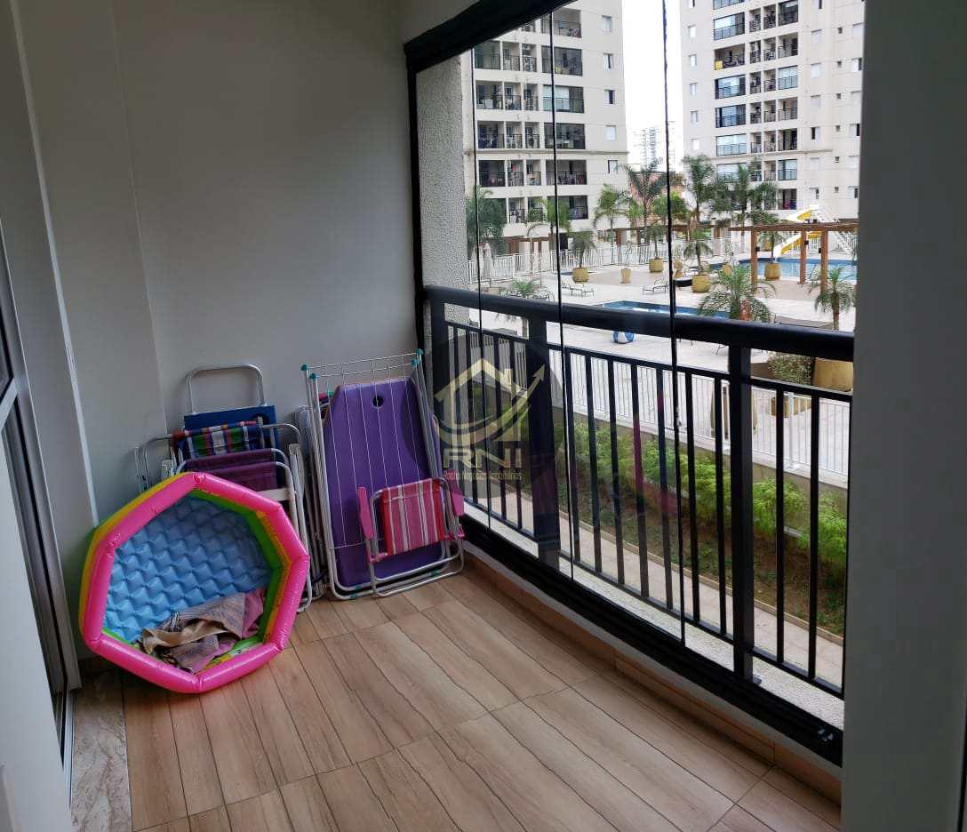 Apartamento com 2 dorms, Marapé, Santos - R$ 430 mil, Cod: 65613557