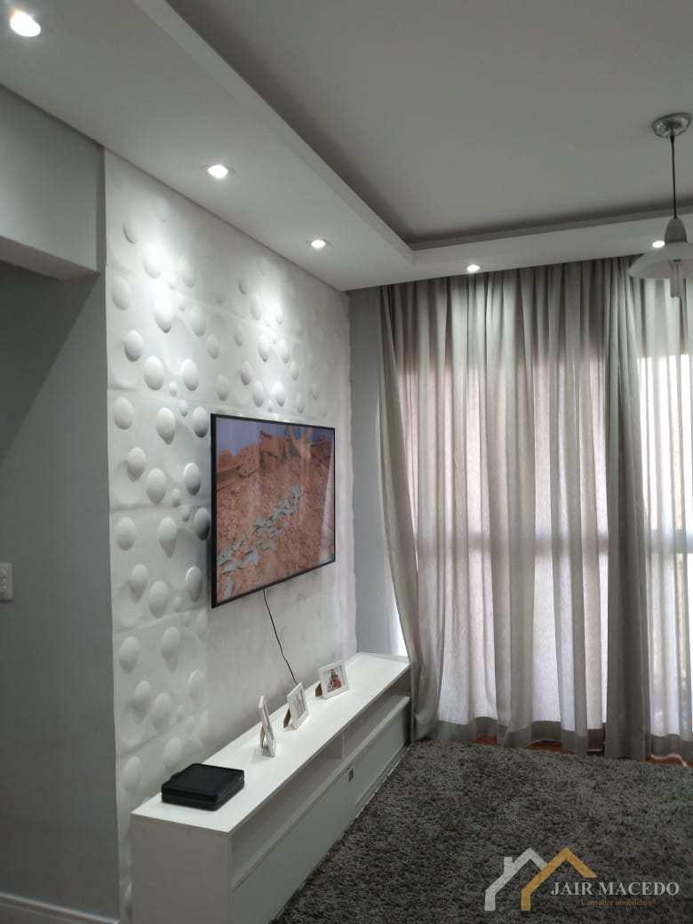 Apartamento com 2 dorms, Parque Taboão, Taboão da Serra - R$ 275 mil, Cod: 2
