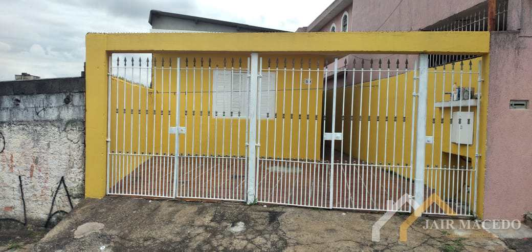 Casa com 3 dorms, Jardim Iracema, Taboão da Serra - R$ 360 mil, Cod: 5